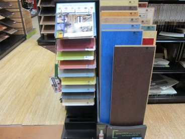 Other varieties of marmoleum.