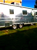 Our 1977 vintage Airstream