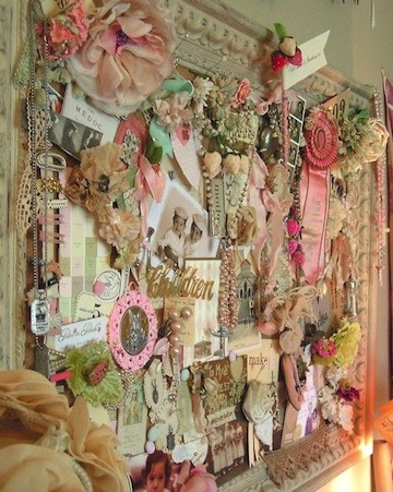 Inspiration Board, colors, elements, textures to become inspired!