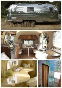 Airstream Interior Design (pinterest.com)
