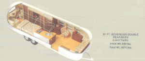 Original floorplan model of the airstream (source: http://www.airstream.com/files/library/86cad40c7613c742.pdf%20)