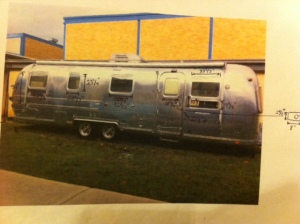 Picture 2: Airstream measurements