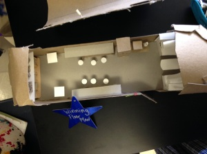 Dream Designers' winning design! We're so excited to bring this lovely scale model to life in the coming months!