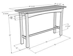 An example of how we are to design our furniture!