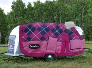 A little Airstream getting cozy! Source: http://airstreamlife.com/rescue/files/2012/12/Airstream-Insulation-e1356593980810.jpg