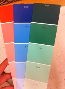 2: Theme colors