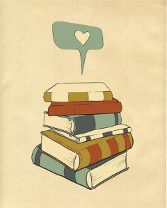 We love to read! Source: http://www.pinterest.com/pin/454371049875650008/
