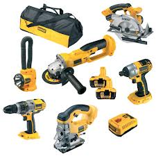 We will be writing sections/chapters in our ebook and mine is power tools.